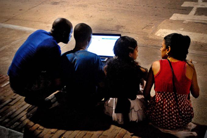 Incrementó Cuba conectividad a Internet de sus ciudadanos