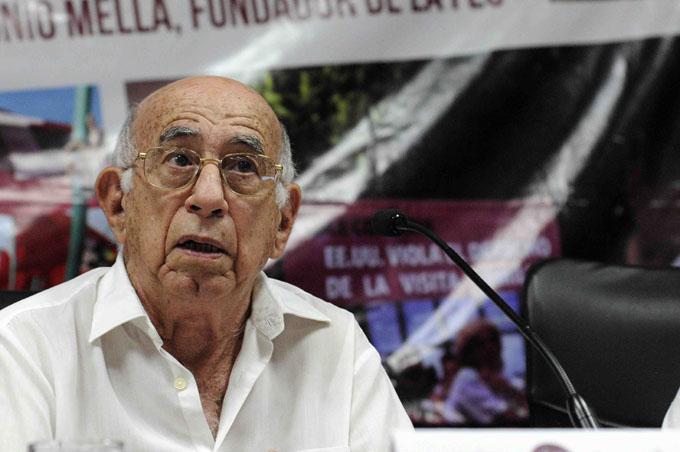 """Machado Ventura: """"Tener muy presente el futuro y lo que exige"""""""