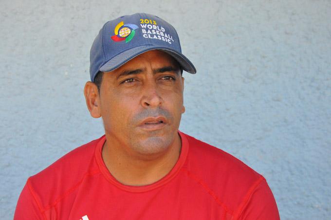 """""""Quiero ser campeón con Granma y volver al Cuba"""", Leandro Martínez"""
