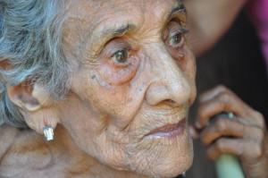 Lidia Estrada, 105 años 5