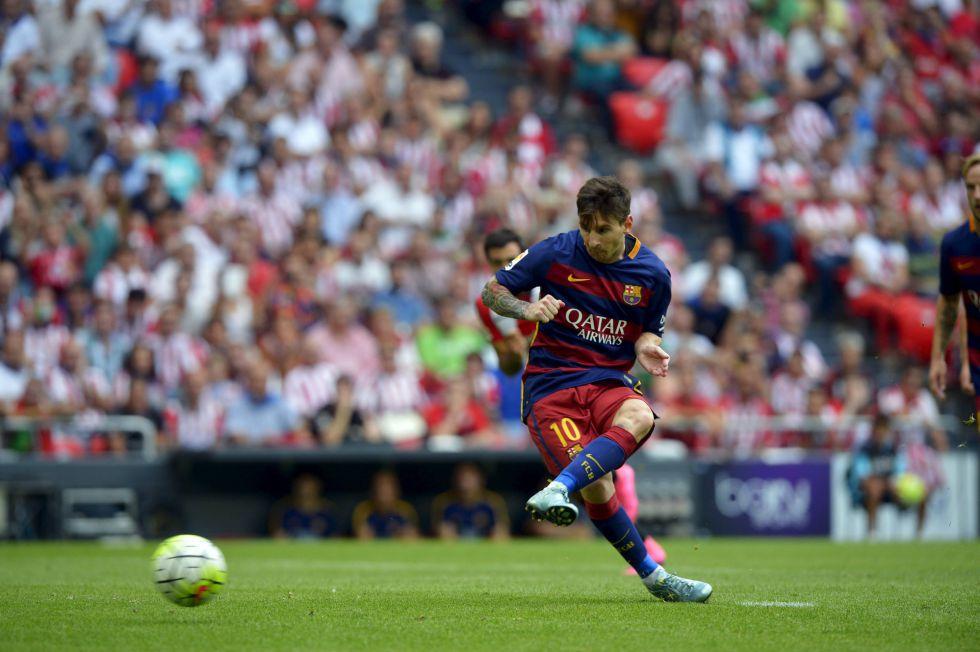 Messi falla con el Barça el 22% de penaltis; Cristiano, el 11%