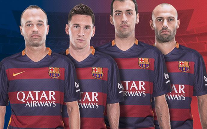 Mascherano, cuarto capitán del FC Barcelona