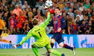 Messi mejor gol