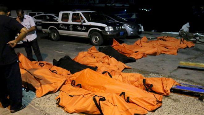 Cientos de víctimas en nuevos naufragios en Mar Mediterráneo