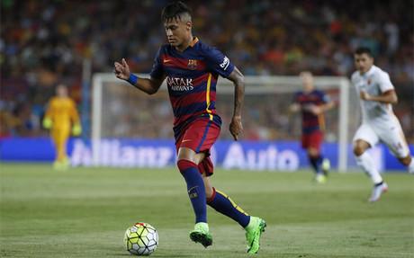 Neymar se pierde las dos Supercopas