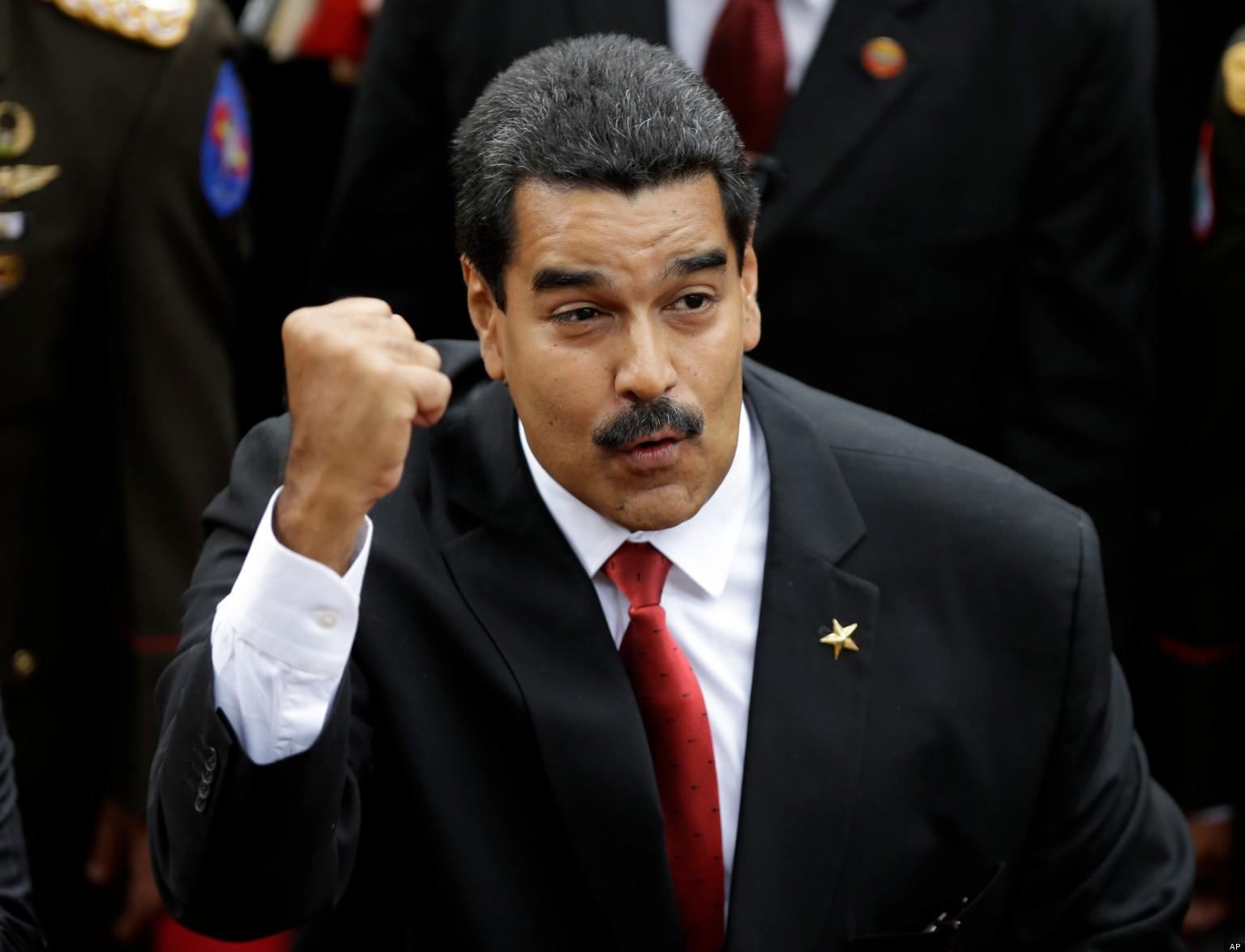 Anuncia Maduro radicalización del proyecto bolivariano