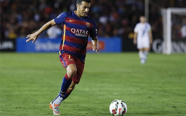 Pedro, FC Barcelona