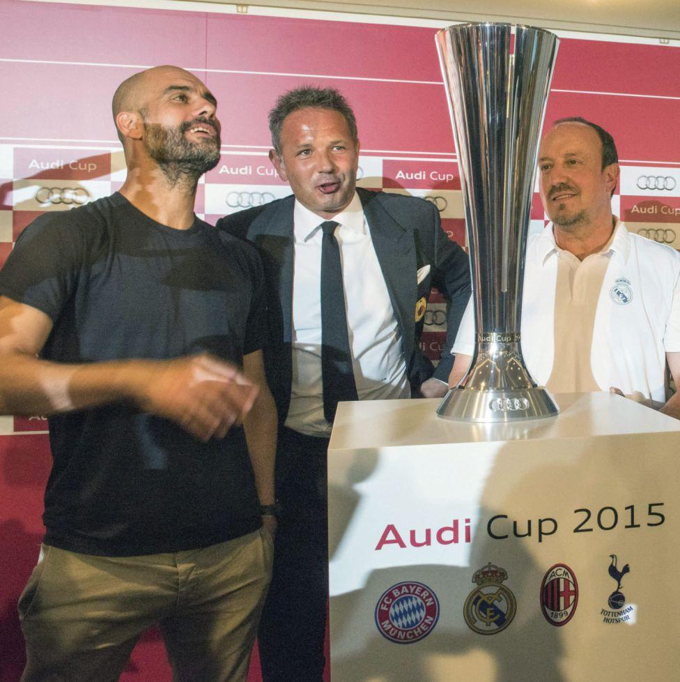 Real Madrid-Bayern: un amistoso para que ardan los árboles