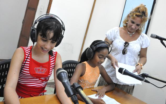 Radio, Guisa