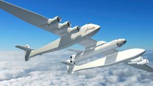 La aeronave Stratolaunch 351 Roc, el mayor avión de la historia, realizará su primer vuelo en 2016