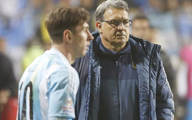 """Martino: """"Si yo fuera Messi, ya habría renunciado a ir con Argentina"""""""