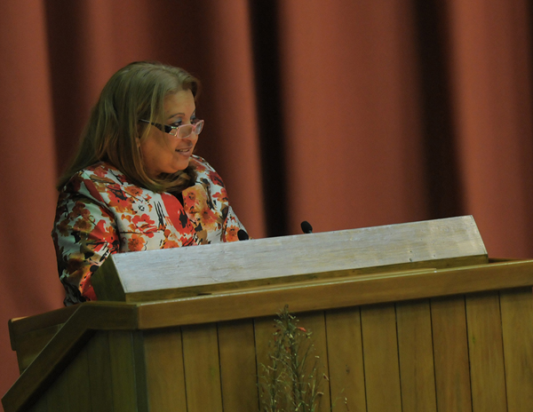 Teresa  Amarelle Boue