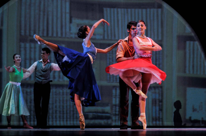 Ballet Nacional de Cuba estrenó obra en homenaje a Vilma Espín