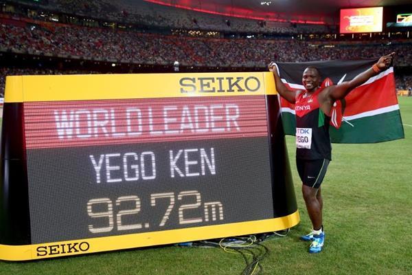Yego disfruta el triunfo