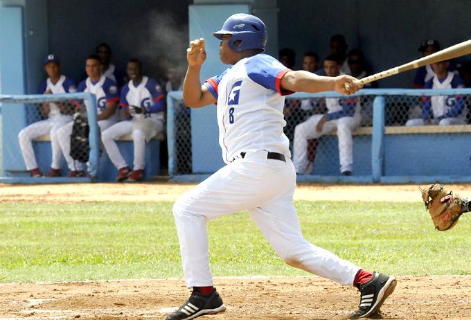 Yordanis Samón Matamoros, béisbol Granma