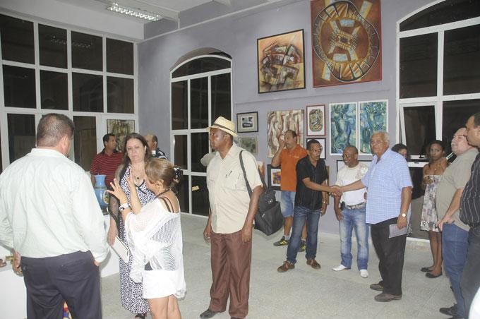 Galería comercial de Bayamo promueve el quehacer artístico de los granmenses