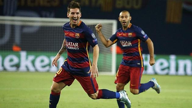 Leo Messi 'El ejecutor'