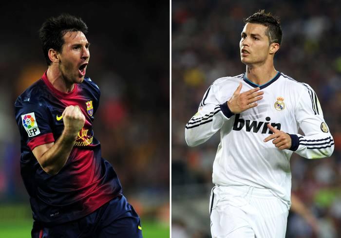 Cristiano y Messi, en la mejor Liga