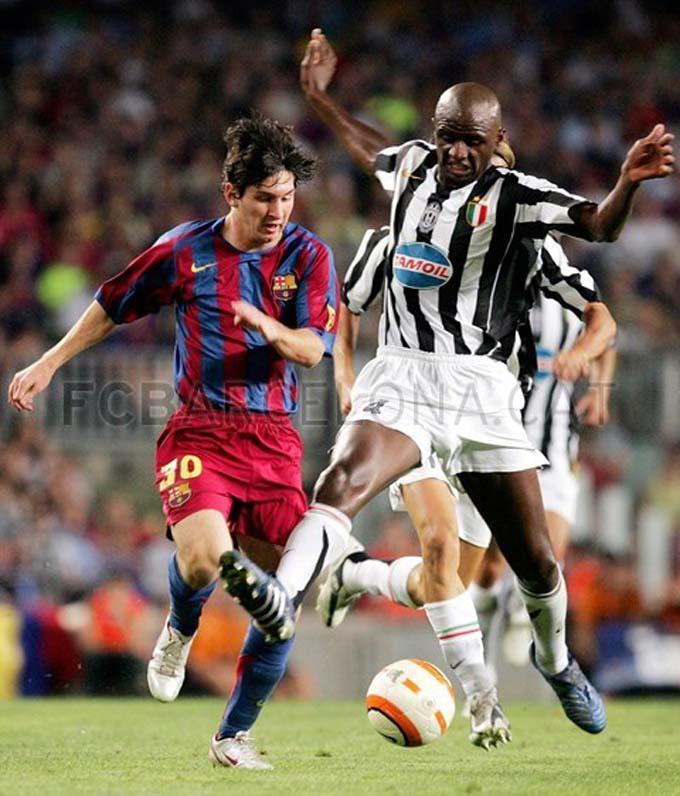 10 años de la eclosión de Leo Messi