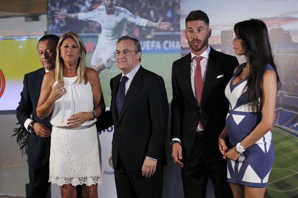 """Florentino Pérez: """"Sergio, te necesitamos más que nunca"""""""