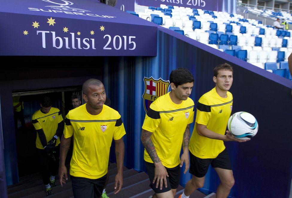 Barça y Sevilla honran La Liga