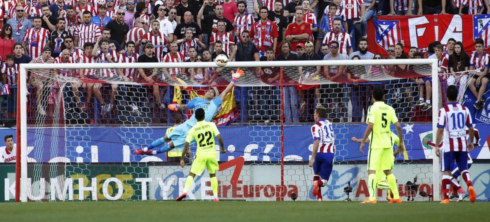 Claudio Bravo acumula ya ocho encuentros sin encajar gol