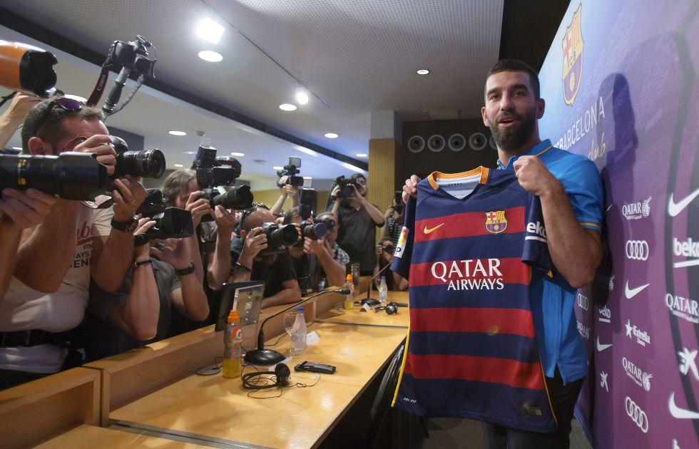 La FIFA rechaza la petición del Barça de inscribir a Arda