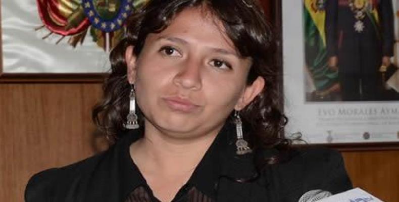Ministra boliviana de Salud agradece apoyo incondicional de la Isla
