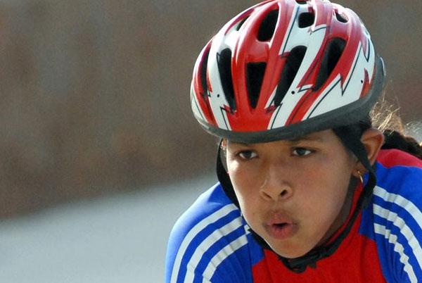 Arlenis Sierra consigue bronce en Panamericano de ciclismo