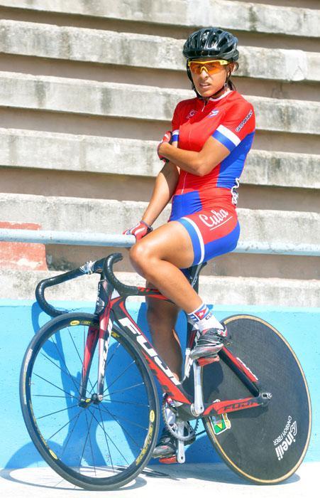 Manzanillera Sierra consigue otro bronce en Panamericano de Ciclismo