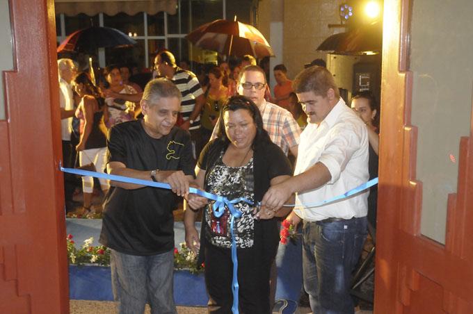 Inauguran sede de la Asociación Cubana de Artesanos Artistas de Granma