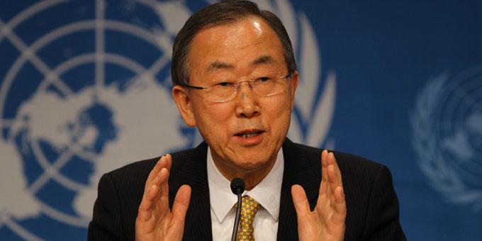 ONU celebra acuerdo para avanzar hacia la paz en Colombia