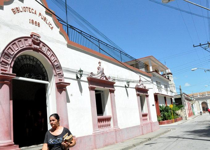 Biblioteca Bayamo