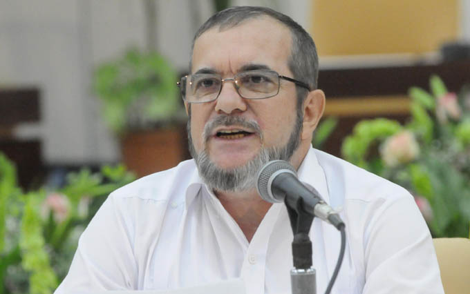 CUBA-LA HABANA-COMUNICADO CONJUNTO FARC-EP GOBIERNO COLOMBIANO