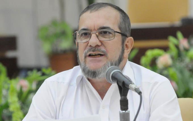 Declaraciones a la prensa del Comandante Timoleón Jiménez