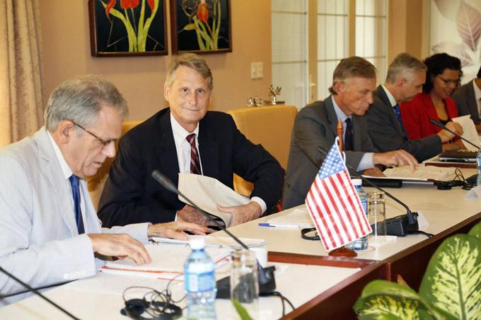 LA HABANA- PRIMERA REUNIÓN  COMISIÓN BILATERAL CUBA-EEUU