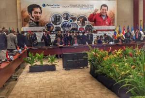 Cumbre Petrocaribe