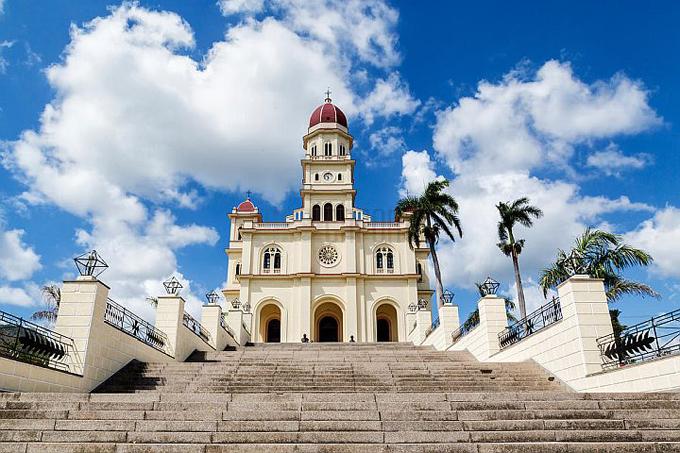 Cuba: Poblado y Basílica de El Cobre prestos para visita papal
