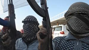 Extremistas del Estado Islámico