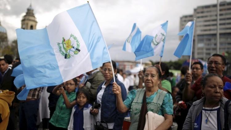 Guatemala celebra elecciones generales en medio del escándalo de corrupción