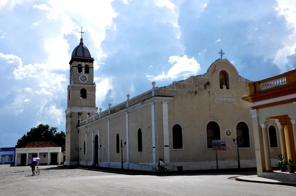 Iglesia San Salvador de Bayamo