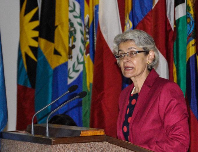 Irina Bokova: La cultura preserva las identidades nacionales