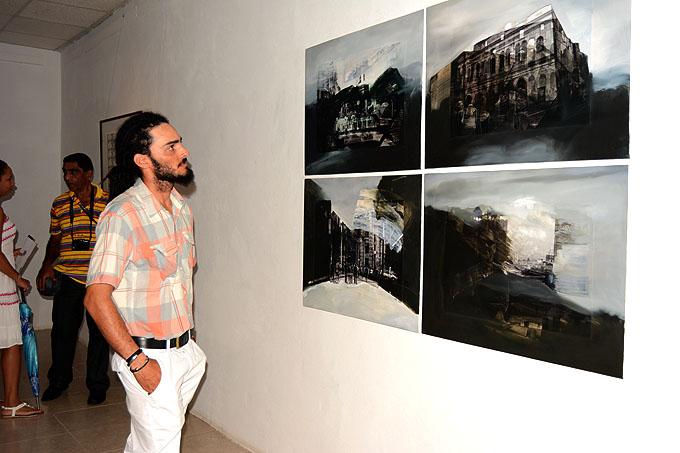 Premian XXIX Salón de Las Artes Plásticas en Granma