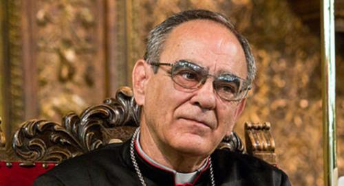 Mons. Álvaro Beyra Luarca