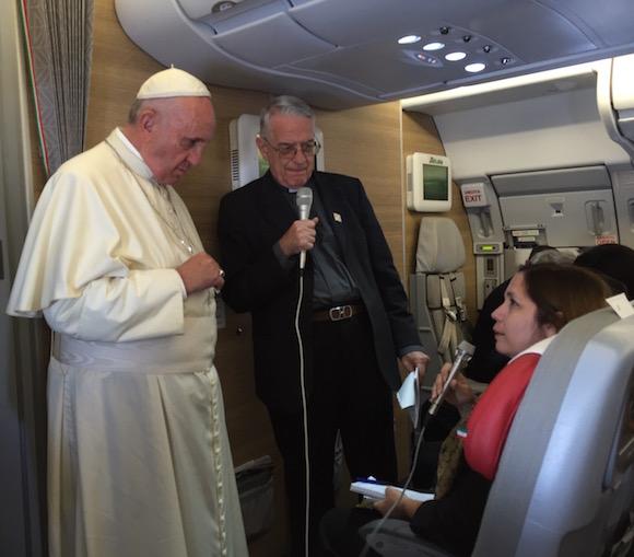 Mi deseo es que las relaciones entre Cuba y EEUU lleguen a buen término, Papa Francisco