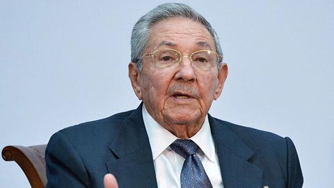 Raúl Castro, Naciones Unidas