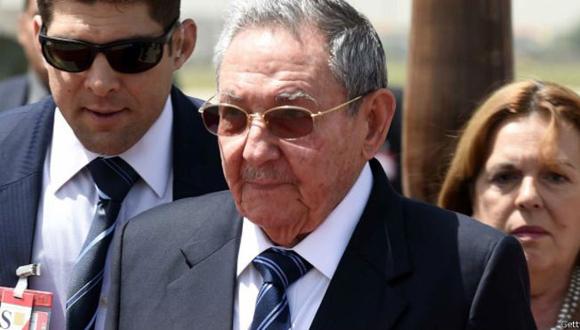 Raúl Castro, Nueva York
