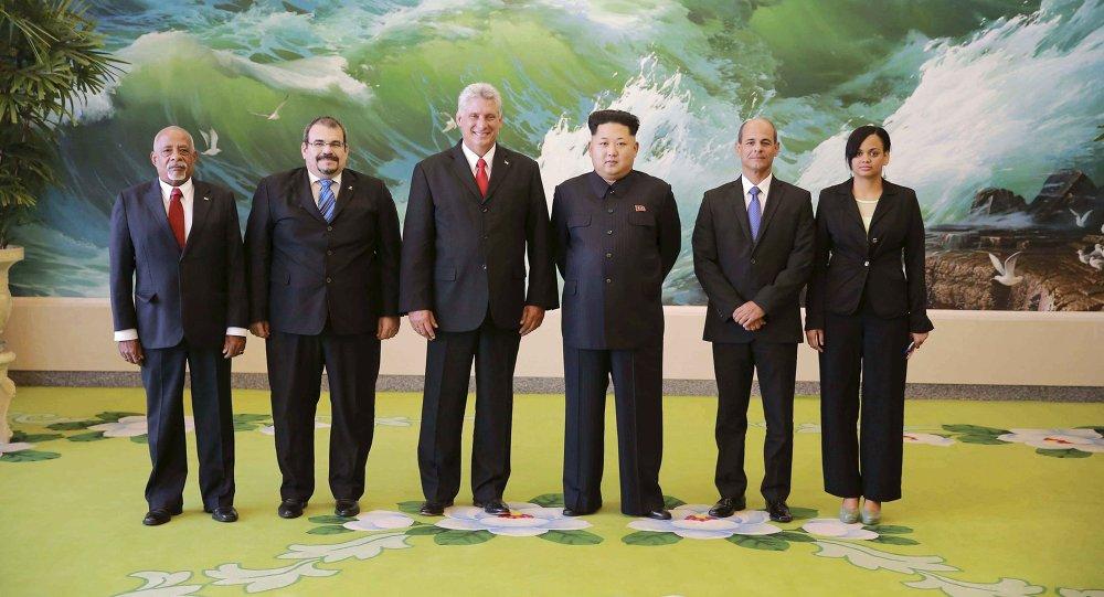 Corea del Norte prioriza el desarrollo de relaciones con Cuba