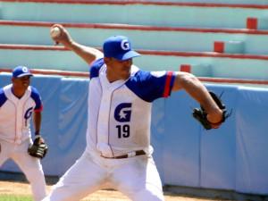 Yanier González, Béisbol Granma