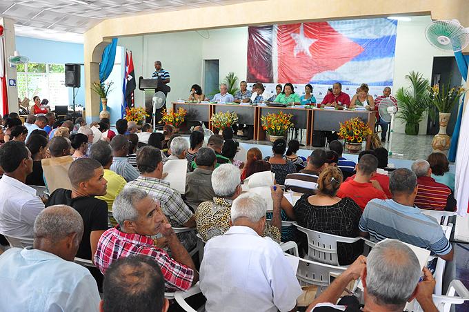 Comenzó el Balance del Partido en los municipios